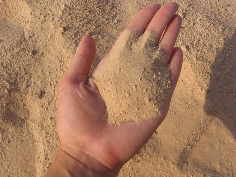 Как определить качество песка?